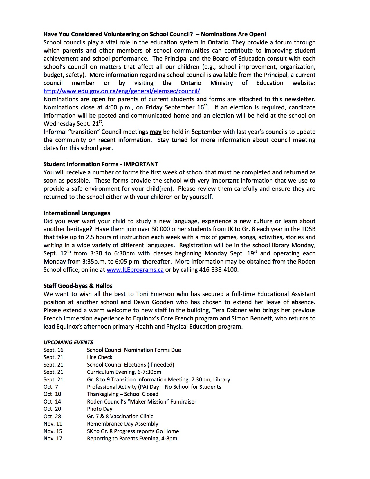 Roden Newsletter 16-09-08p2