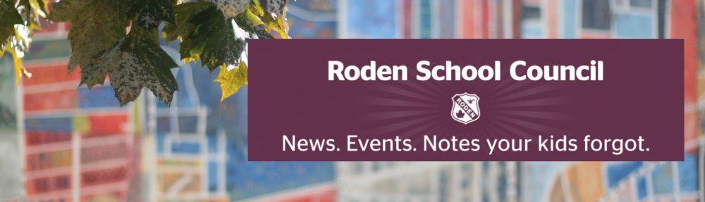 Roden School Council